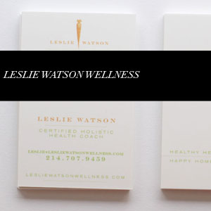 Leslie Watson Wellness